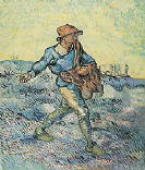 The Sower - Painting by Van Gogh